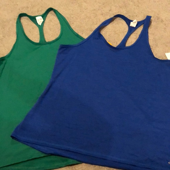 a9ad576ae Champion Tops | Brand New Set Of 2 Workout Tanks | Poshmark